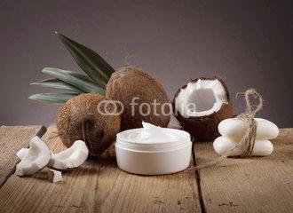 krem kokos